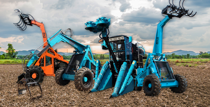 AGRICULTURAL MACHINERY & SPARE PARTS